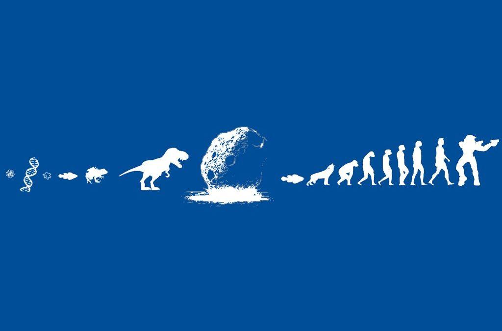 Эволюция.
